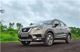 2020 Nissan Kicks 1.3 turbo-petrol review, test drive
