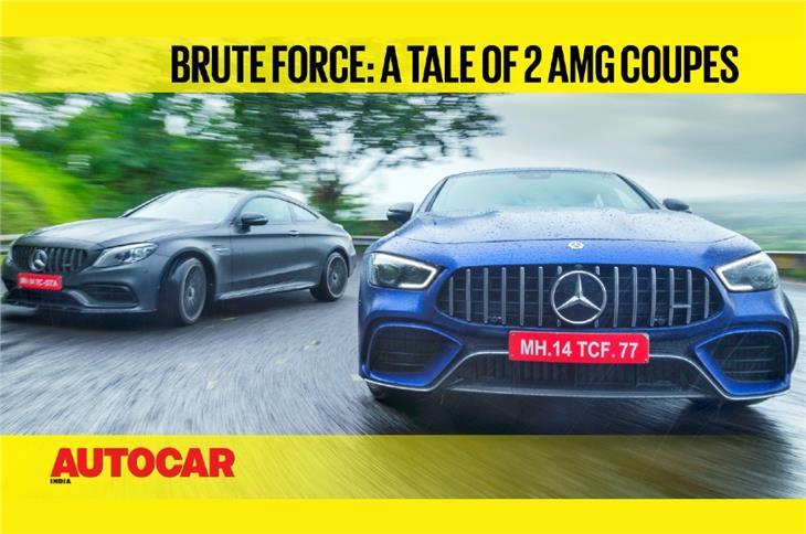 Mercedes-AMG C 63 Coupe, GT 63 S 4-door video review