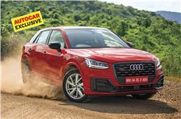 Audi Q2 India review, test drive