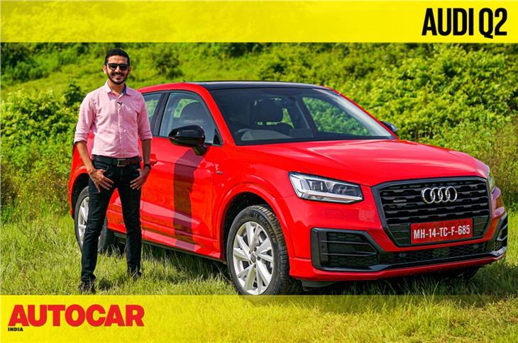 Audi Q2 India video review