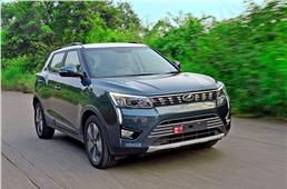 2020 Mahindra XUV300 BS6 petrol review, test drive