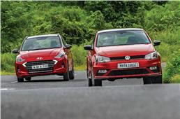 Hyundai Grand i10 Nios Turbo vs Volkswagen Polo 1.0 TSI c...
