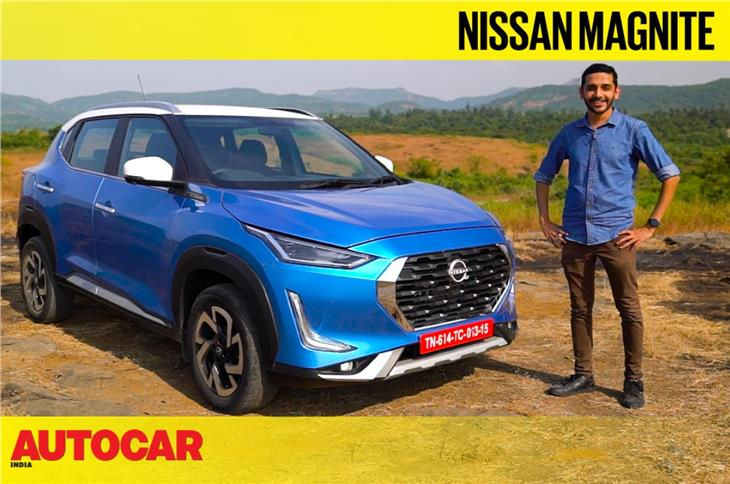 Nissan Magnite video review