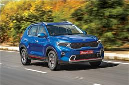 Kia Sonet review, road test
