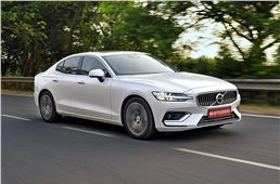 2021 Volvo S60 India review, test drive