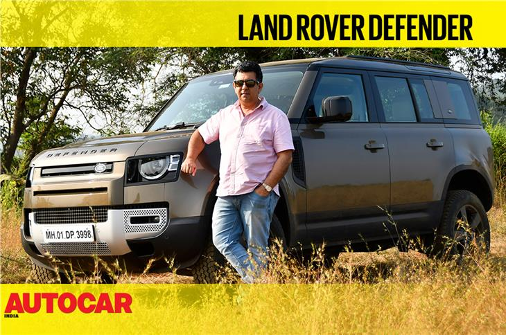 Land Rover Defender India video review