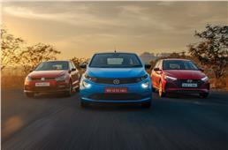 Tata Altroz iTurbo vs Hyundai i20 Turbo vs Volkswagen Pol...