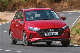 Hyundai i20 Turbo iMT long term review, first report