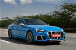 2021 Audi S5 Sportback review, test drive