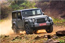 2021 Mahindra Thar review, road test
