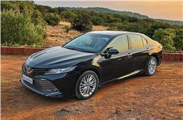 Toyota Camry long term review, first report