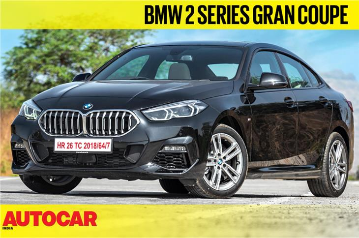 2021 BMW 220i Gran Coupe video review