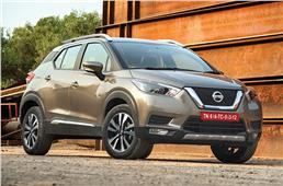 2021 Nissan Kicks Turbo long term review, first report