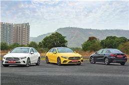 Mercedes-Benz A-class Limousine review, road test