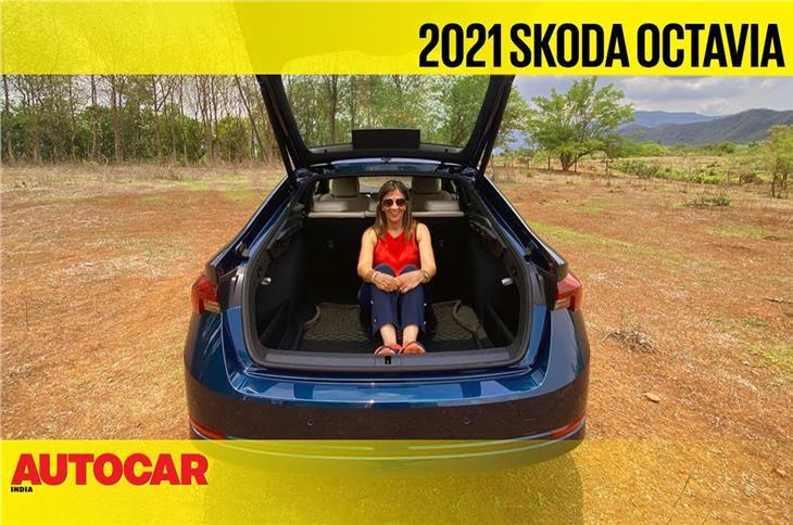 2021 Skoda Octavia video review