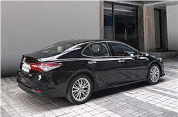 Toyota Camry long term review, second report