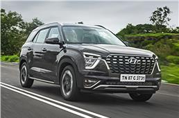 Hyundai Alcazar review, test drive