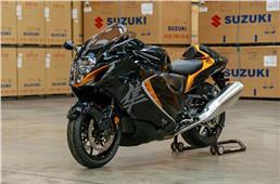 2021 Suzuki Hayabusa bookings reopen