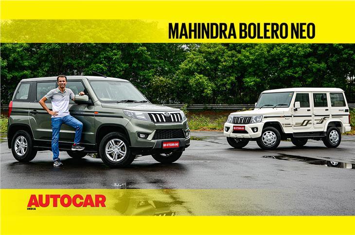 Mahindra Bolero Neo video review