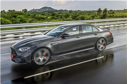 2021 Mercedes-AMG E63 S facelift review, test drive