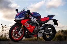 Aprilia RS660 arrives in India, launch expected soon