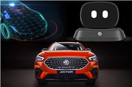 MG aims to differentiate Astor in competitive mid-size SUV segment with ADAS, AI