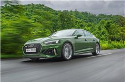2021 Audi RS5 Sportback review, test drive
