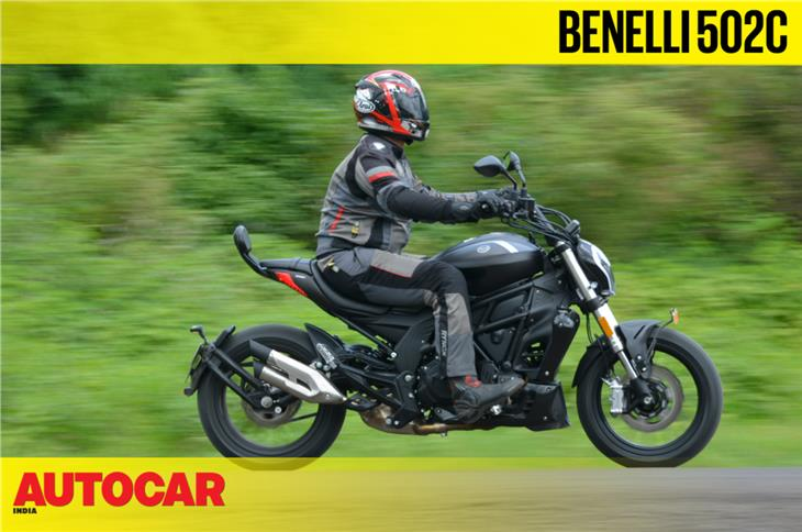 2021 Benelli 502C video review