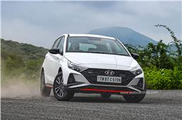2021 Hyundai i20 N Line review, test drive