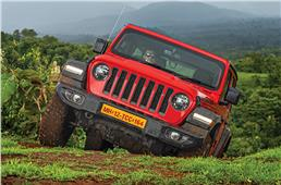 2021 Jeep Wrangler Rubicon review, test drive