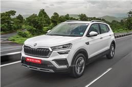 Skoda Kushaq review, road test