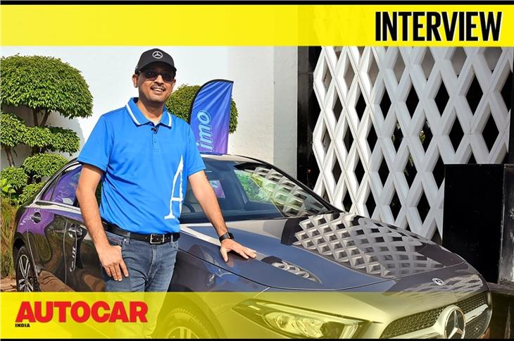 Santosh Iyer talks about the Mercedes-Benz A-class Limousine and more