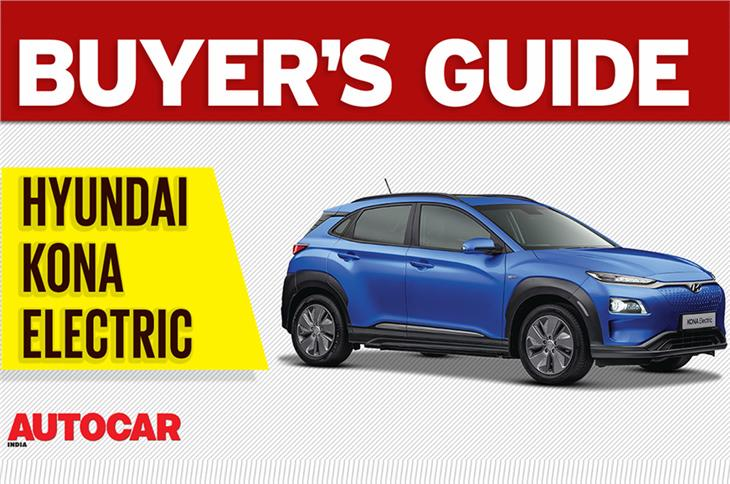 Hyundai Kona Electric buyer's guide video