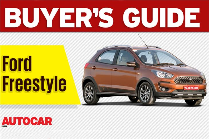 2018 Ford Freestyle buyer's guide video