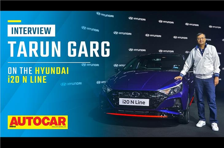 Tarun Garg on expanding N Line in India, plans for 204hp i20 N and more