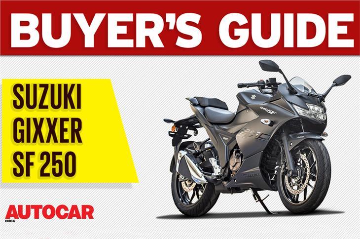 Suzuki Gixxer SF 250 buyer's guide video
