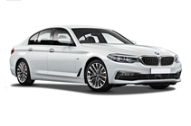 Price announcement BMW 5 Series facelift on June 24 on
