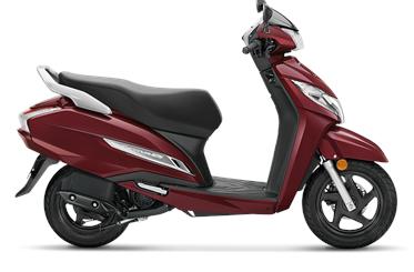 Honda Bikes Activa 125