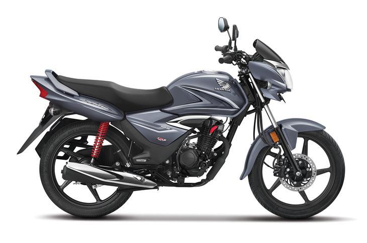 Honda Bikes Shine