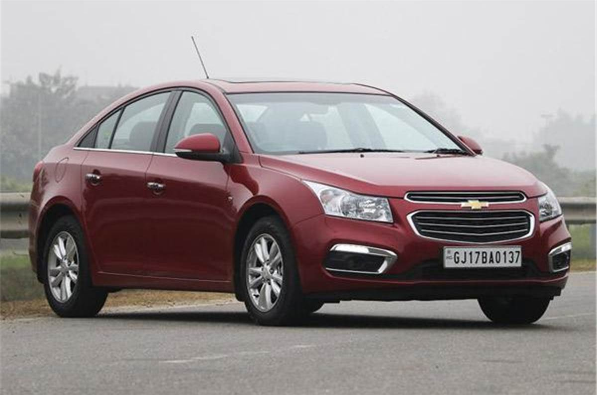 Fire Sales Of Chevrolet Cars Post Gm Exit Autocar India
