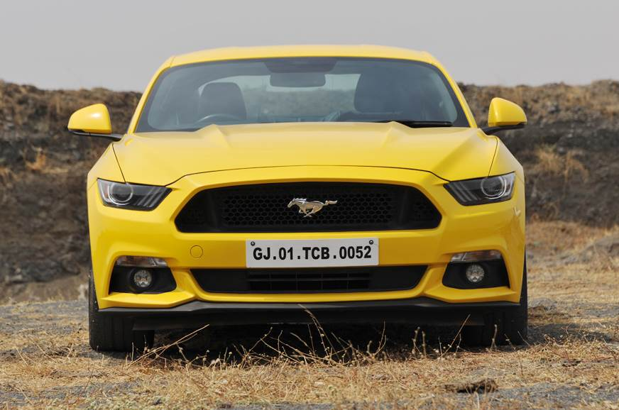 5 unquestionably American things about the Ford Mustang GT - Blog Entry -  Autocar India