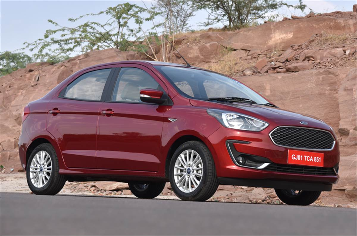 2018 Ford Aspire: Which variant should you buy? - Autocar India