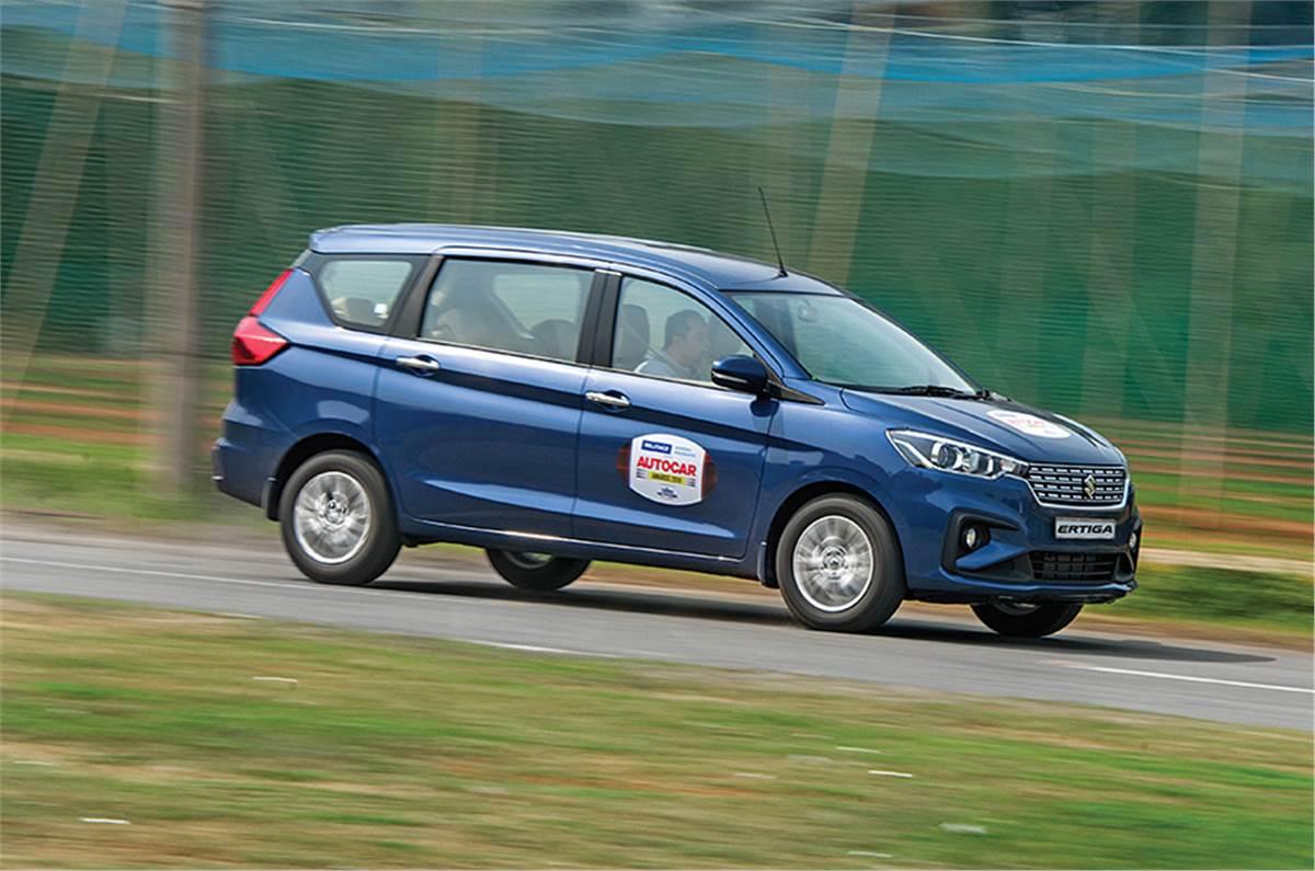 Sponsored Feature Maruti Suzuki Ertiga Autocar India Car Of The Year 2019 Feature Autocar India