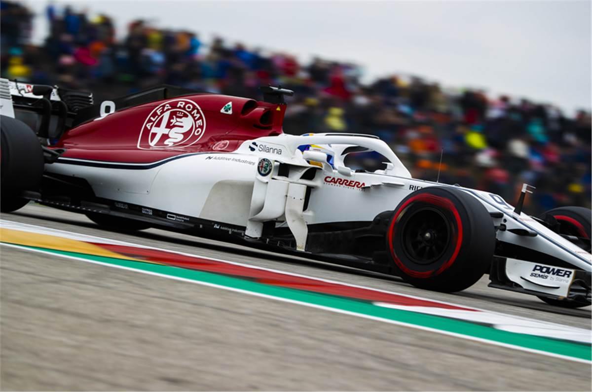 Sauber F1 Team Rebranded As Alfa Romeo Racing Autocar India