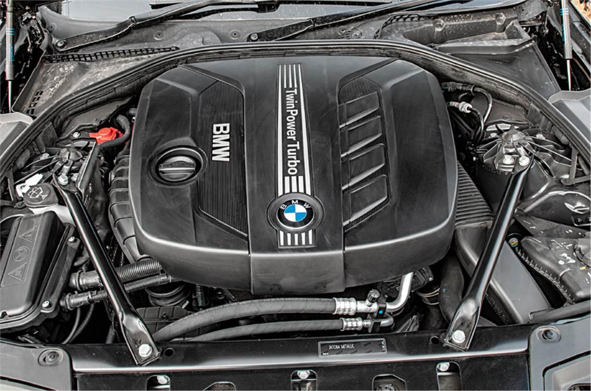 Motor Bmw F10