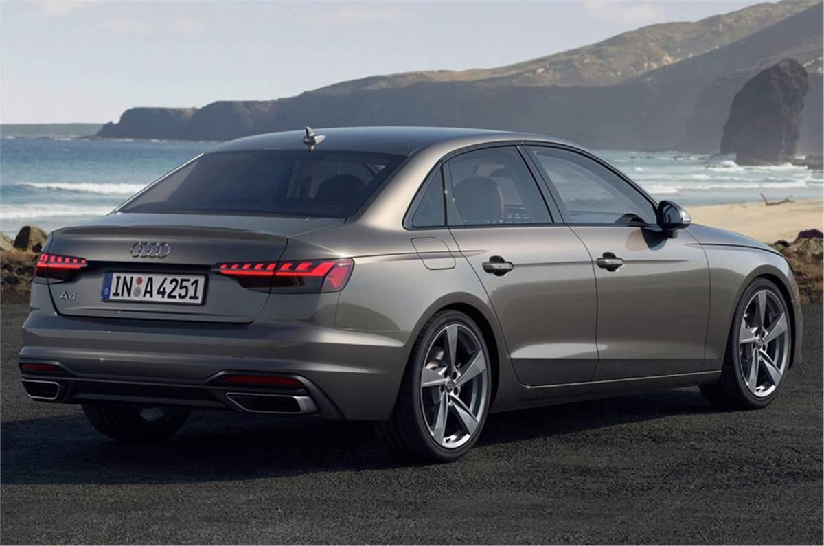 2019 Audi A4 facelift gets hybrid engine options - Autocar India
