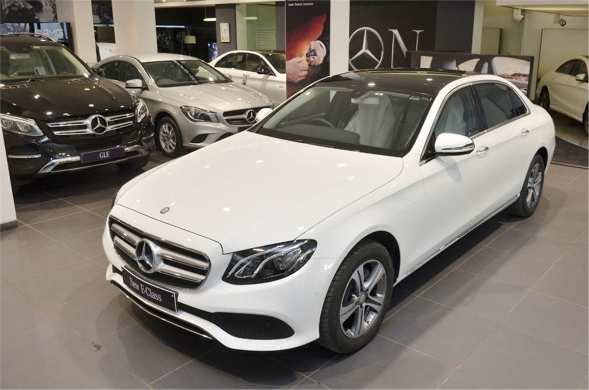 Benefits And Discounts Of Up To Rs 12 80 Lakh On Mercedes S Class C Class Gla Gle And More Autocar India