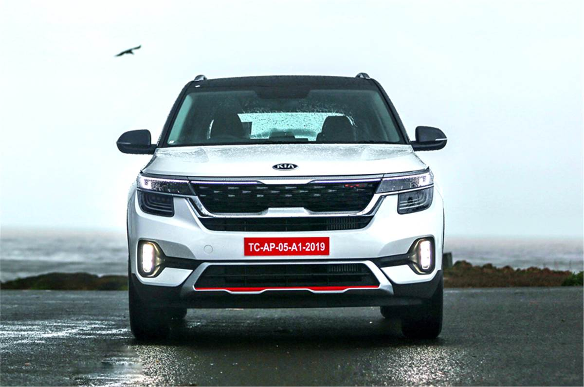 Kia Seltos Diesel Auto To Also Be Available In Top Spec Gtx Variant Autocar India