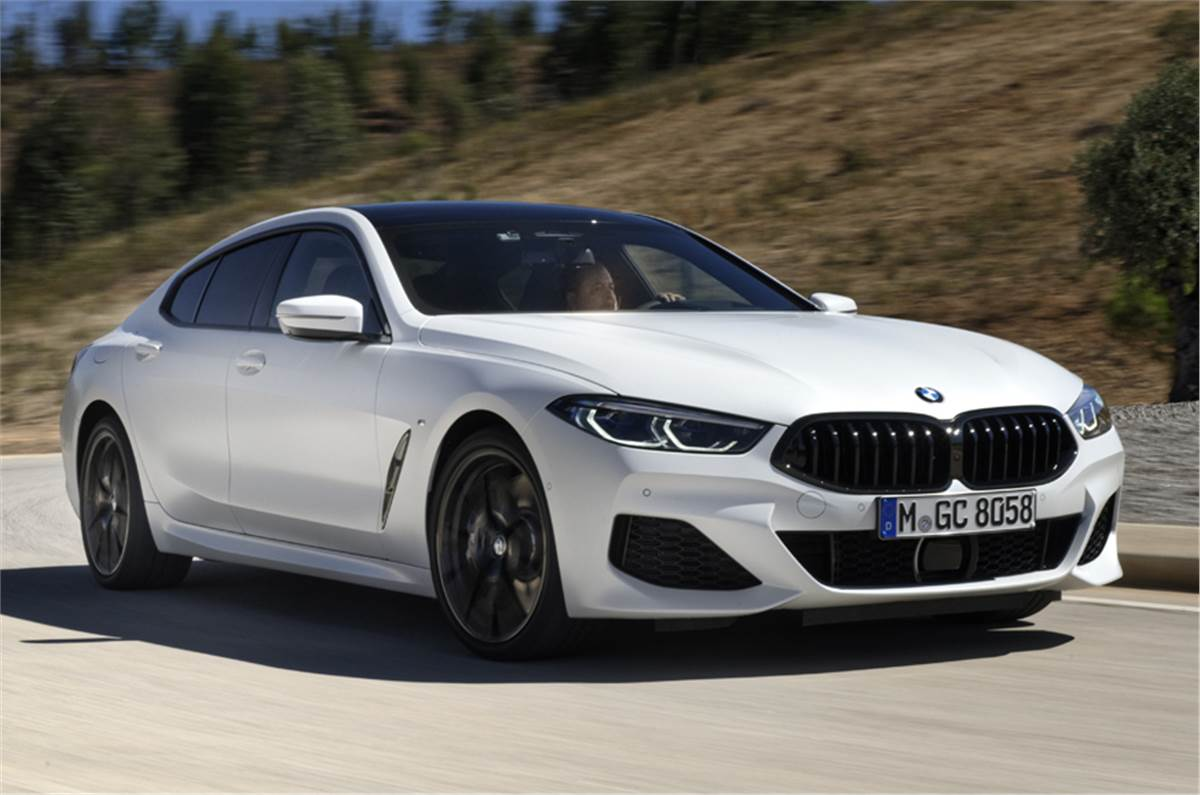 2020 Bmw 840i Gran Coupe Review Test Drive Autocar India
