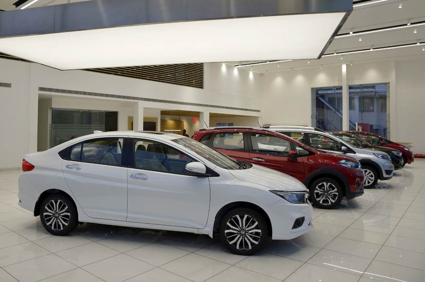 Big Benefits And Discounts On Honda City Amaze Civic Cr V Wr V Jazz Br V In November 2019 Autocar India
